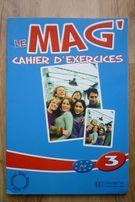 Le Mag 3 - ćwiczenia do j. francuskiego klasa 3gimnazjum
