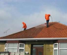 Roof , Paving & Carpet Cleaning Services Cape Town