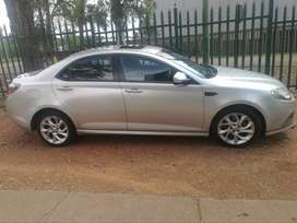 MG 6 Vehicle is good condition
