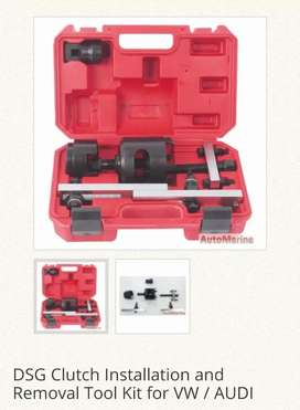 DSG clutch installation and removal kit