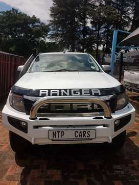 2013 Ford Ranger 3.2 ExtraCab 4x4 for sale