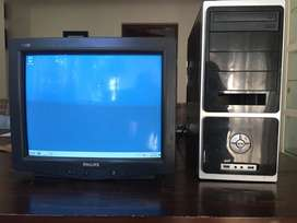 Affordable Home PC with Windows 7 for sale.