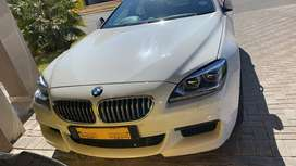 2016 BMW 6 Series Gran Coupe...650i M sport immaculate condition.