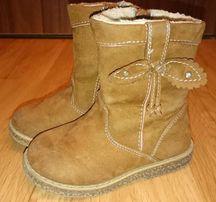 Buty botki dla dziewczynki DEICHMANN r. 22