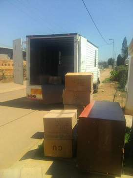 Moving Truck From Only  R900