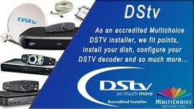Accredited dstv installer around pretoria east