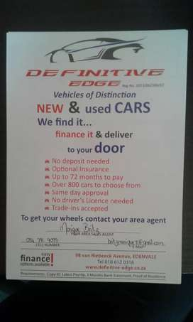 Looking for a new vehicle?Look no further! Get approved tge same day!