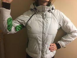 Куртка-жилетка 2в1 термо зимняя горнолыжная женская running river 36 S