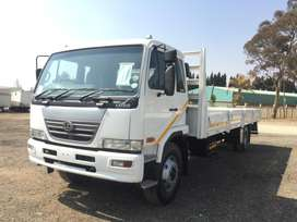 NISSAN UD80 DROPSIDE TRUCK (NON- TURBO)