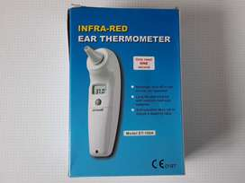Infra-red Ear Thermometer. Brand new in a box. Only need one second.