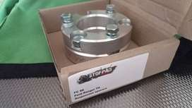 Ford Ranger T6 Suspension spacers (Stofpad)