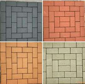 CEMENT BOND PAVERS ON SPECIAL HURRY UP AND SAVE  180/M2