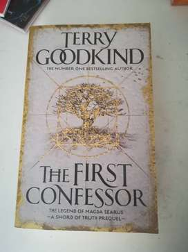 Terry Goodkind - the first confessor