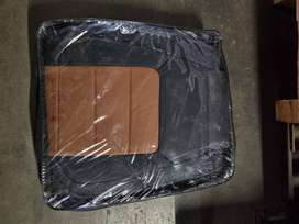 Ford Ranger T6 /T7 Seat Covers PVC Black & Brown