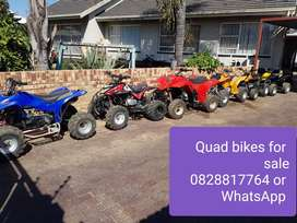 Quad bikes for sale for children and adults