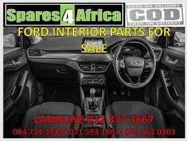 Ford interior parts available
