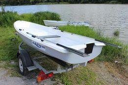 Лодка пластиковая AXON 430 2к