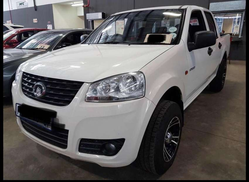 GWM Steed Double Cab 2.2 MPI 0