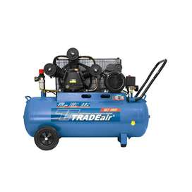 Tradeair Compressor 3Hp-150l w b/d t/Air (MCFRC228)