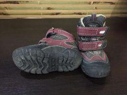 Детские Ботинки демисезонные GEOX, размер 7 (US)