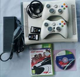 Xbox 360 with fifa 19