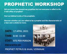 Prophetic Workshop