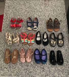 Girls Shoes And Sandals Size 6 UK Brands