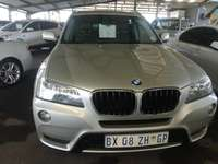Image of BMW X3 X-Driver 2.0i 2012