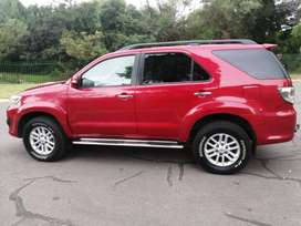 2015 Toyota Fortuner 3.0 D-4D R/Body Heritage