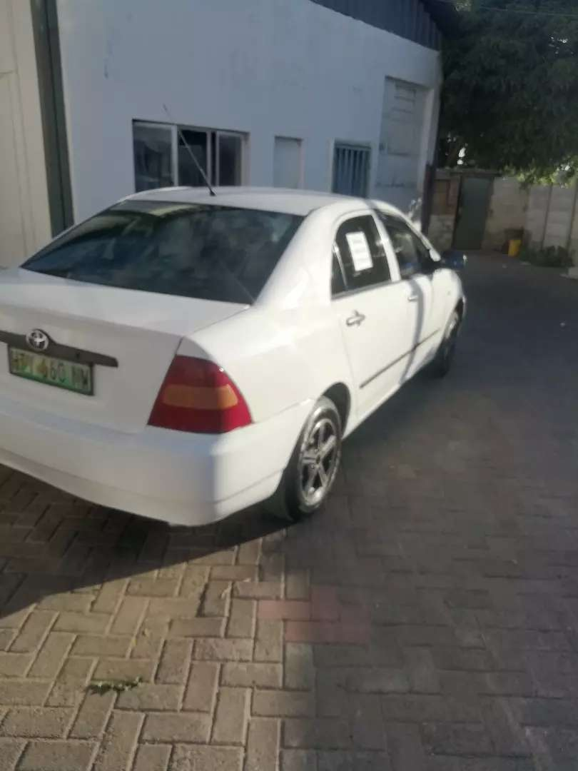 Toyota corolla 1.8 full injector very good condition 0