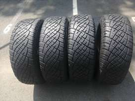 245 70 R16 General Grabber all Terrain Tyres