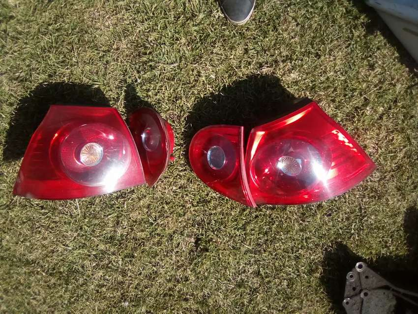 Vw golf 5 rear tail lights for sale 0