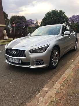 Q50 infinity sport 2.2D for sale