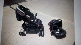 Little Me travel system for sale
