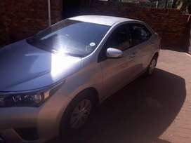 Toyota corolla 1.4d4d very good condition