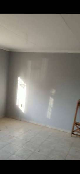2 Bedroom flat on plot in Benoni available