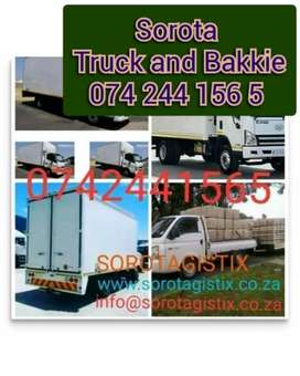 Cheap trucks and Bakkie for hire