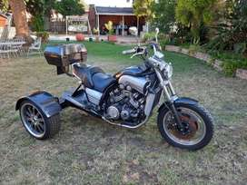YAMAHA V-MAX 1200 TRIKE FOR SALE