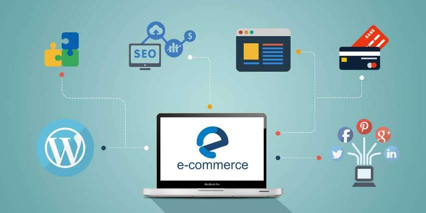 Get an e-commerce responsive site. 0