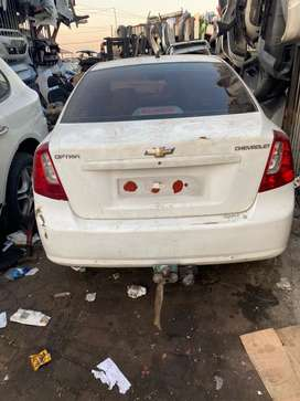 Chevrolet optra stripping for part