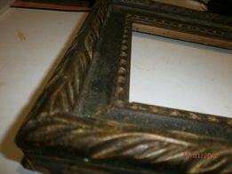 Рамка-древняя картинная-для иконы-СССр