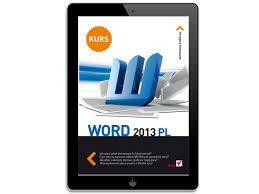 Kurs WORD 2013 PL - G. Kowalczyk - NOWA
