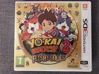 Nintendo 3DS - Yo-Kai Watch 2: Fleshy Souls