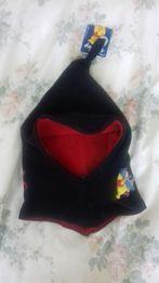 Шапка капюшон флис