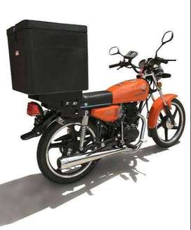 Motorcycle  / motorbike / scooter driver needed