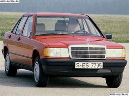 Skup Mercedesów, model: W 201 (190) ; W 124 oraz C 202 Diesel 2.0 l