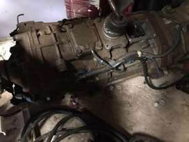 Toyota hilux gear box