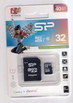 Карта памяти Silicon Power 32GB microSD class10 UHS-I