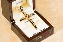 Золотой крест НОВАЯ ЦЕНА!!!