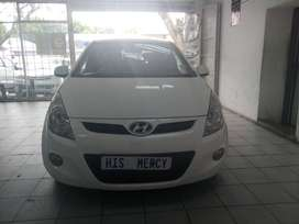 2011 HYUNDAI i20 1.4 Manual
